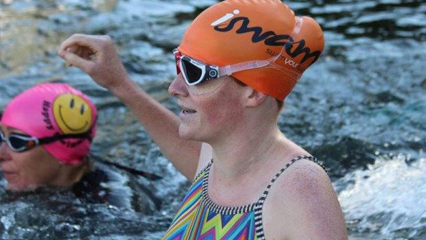 Jo Ball's Lake Windermere swim