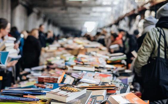 Book Fair, Books